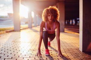 Tyylikkäät treenivaatteet tuovat motivaatiota liikkumiseen.